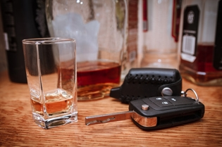 Whiskey and car keys - Orlando DUI Defense Attorney